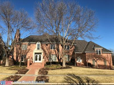 Lincoln Single Family Home For Sale: 3618 Culpepper Court