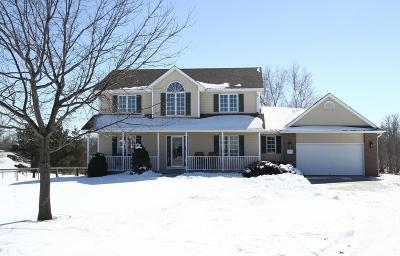 Lincoln Single Family Home For Sale: 3737 W High Ridge Road