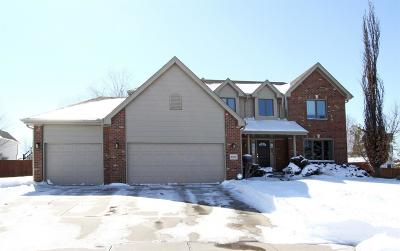 Lincoln Single Family Home For Sale: 9209 Foxen Circle