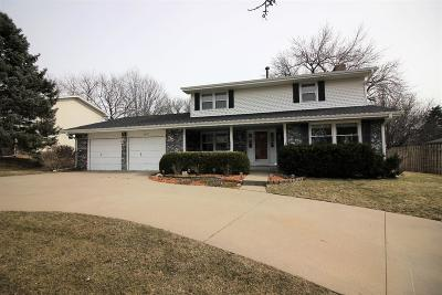 Lincoln Single Family Home For Sale: 2127 Heather Lane
