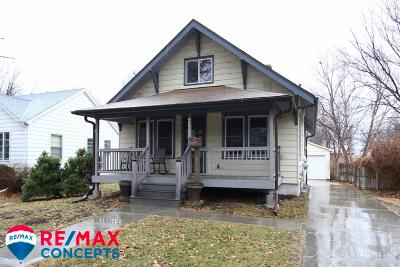 Lincoln Single Family Home For Sale: 2665 S 11