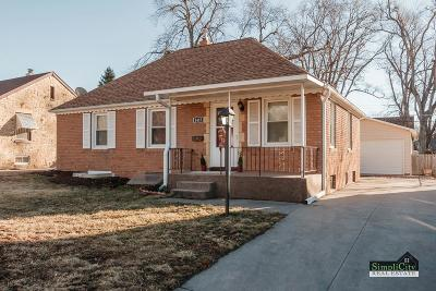 Lincoln Single Family Home For Sale: 3415 Dudley Street