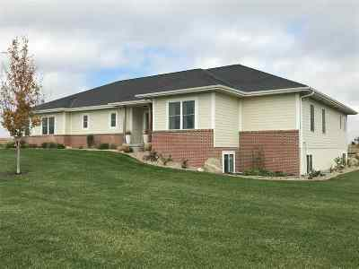 Nebraska City NE Single Family Home For Sale: $519,000