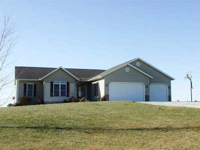 Nebraska City NE Single Family Home Active - Pending/Contingency: $349,000