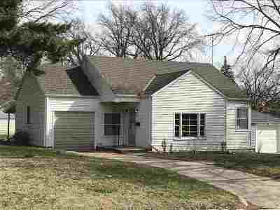 Single Family Home For Sale: 1310 18th Street