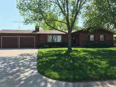 Single Family Home Active - Pending/Contingency: 1110 Terrace Drive