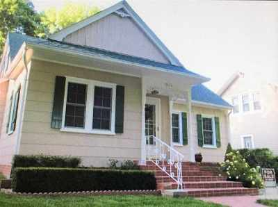 Single Family Home Active - Pending/Contingency: 1804 Central Ave