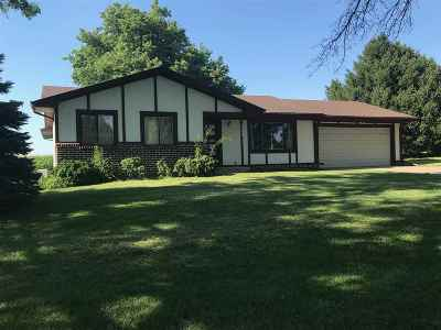 Single Family Home For Sale: 2538 Whitaker Road