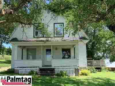 Single Family Home For Sale: 73368 637 Avenue