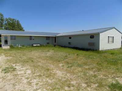 Single Family Home For Sale: 29782 N County Line Road