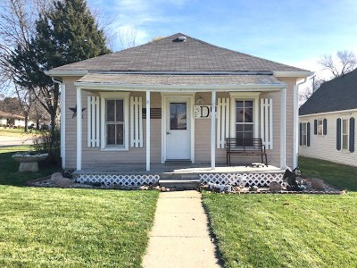 Single Family Home For Sale: 442 N 12th Ave