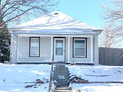 Broken Bow NE Single Family Home For Sale: $55,500