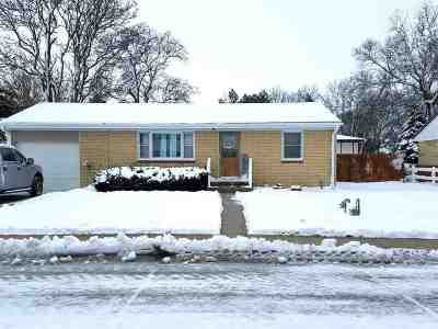 Single Family Home For Sale: 316 Marlyn Dr.