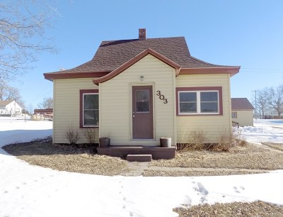Single Family Home Sold: 303 N Haskell