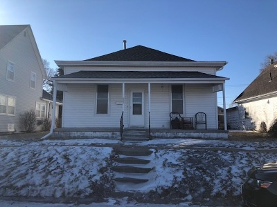 Single Family Home For Sale: 532 S D Street