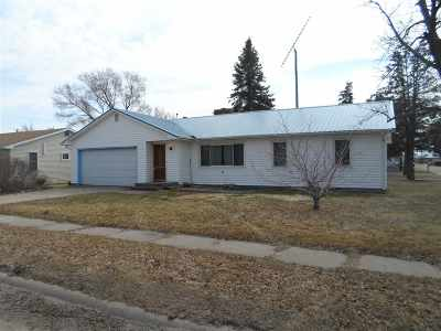 Dunning NE Single Family Home For Sale: $59,900
