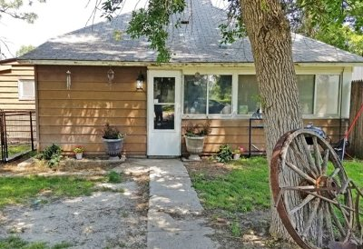 Eddyville NE Single Family Home For Sale: $59,900