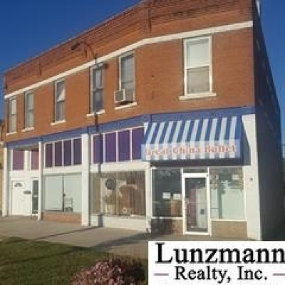 Auburn Commercial For Sale: 1300 Courthouse Ave