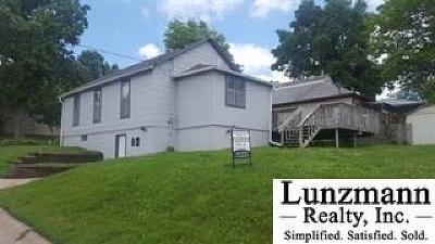 Nebraska City Single Family Home Pending/Contingency: 915 7th Corso