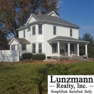 Single Family Home For Sale: 603 Kansas St.