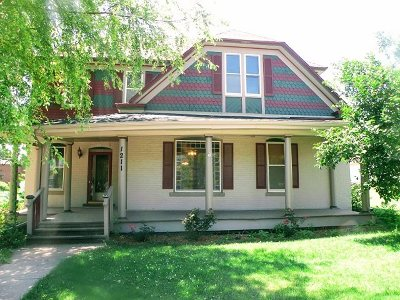 Auburn Single Family Home For Sale: 1211 17th Street
