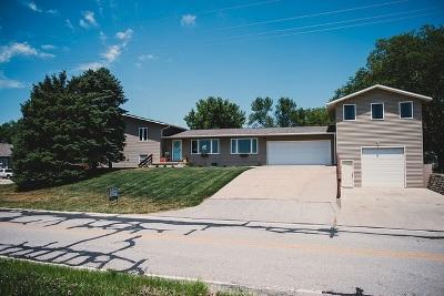 Auburn NE Single Family Home Pending/Contingency: $199,000