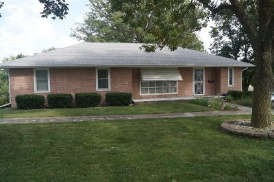 Single Family Home For Sale: 2423 R Street