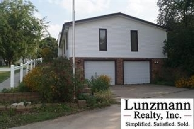 Auburn Single Family Home Pending/Contingency: 2310 Lynch Avenue