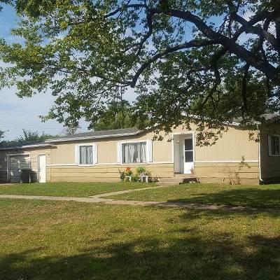 Auburn Single Family Home Pending/Contingency: 804 L Street