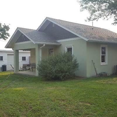 Peru Single Family Home For Sale: 73425 645a Avenue