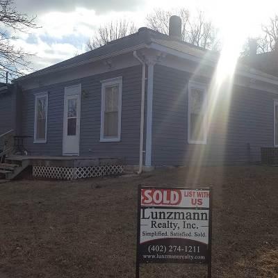 Auburn Single Family Home Pending/Contingency: 1500 L Street