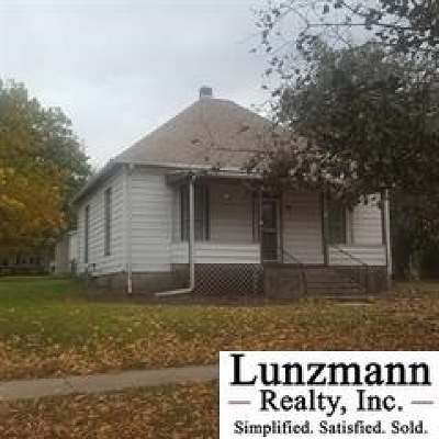 Auburn Single Family Home Pending/Contingency: 1709 O St.