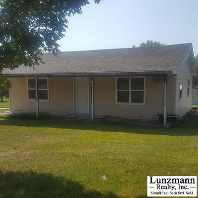 Auburn Single Family Home For Sale: 1818 P St.