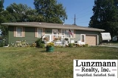 Auburn Single Family Home Pending/Contingency: 1109 O Street