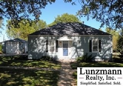 Auburn Single Family Home Pending/Contingency: 1300 18th Street