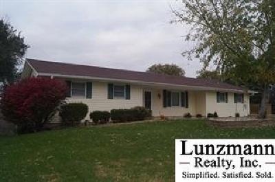 Nebraska City Single Family Home For Sale: 618 12th Corso