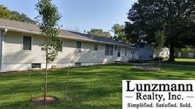 Nebraska City Single Family Home Pending/Contingency: 1308 12th Corso