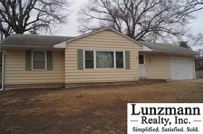 Humboldt Single Family Home Pending/Contingency: 917 Edwards Street