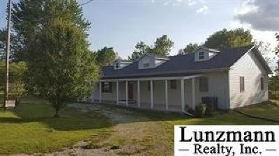 Pawnee City Single Family Home For Sale: 1049 K St.