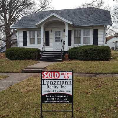 Auburn Single Family Home For Sale: 1315 O Street