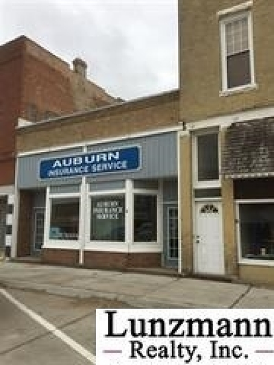 Nemaha County, Other County, Otoe County, Richardson County Commercial For Sale: 907 Central Ave