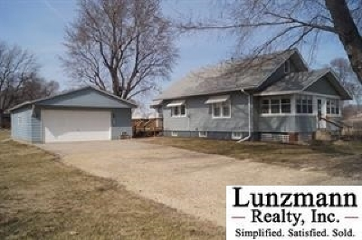 Nemaha Single Family Home For Sale: 309 2nd Street