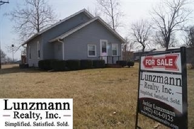 Nemaha Single Family Home For Sale: 400 2nd Street