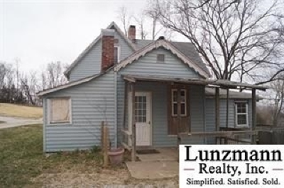 Peru Single Family Home For Sale: 513 & 521 Main Street