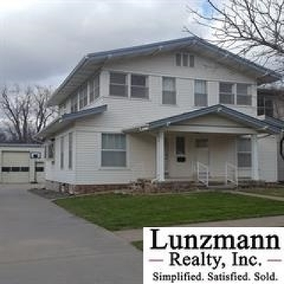 Tecumseh Single Family Home Pending/Contingency: 270 Broadway Street
