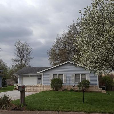 Single Family Home Pending/Contingency: 1223 23rd St.