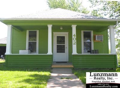 Stella Single Family Home For Sale: 402 N Main St.