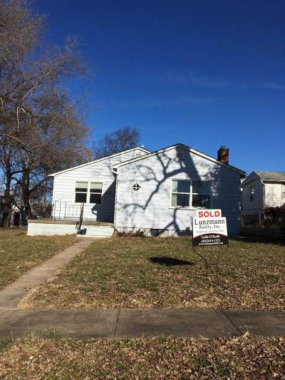 Humboldt Single Family Home For Sale: 513 6th Street