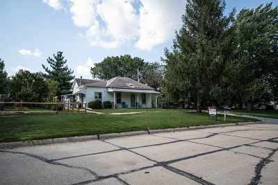 Auburn NE Single Family Home Pending/Contingency: $89,000