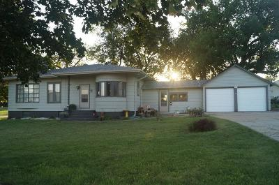 Auburn NE Single Family Home Pending/Contingency: $95,000
